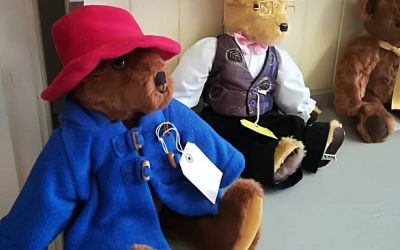 Afonwen Craft & Antique Centre - Ana & Sonia Handmade Bears & Bags _1