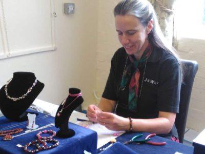 Afonwen Craft & Antique Centre - Jackie - Jewels Crafts _1