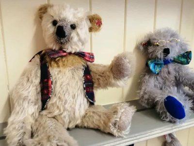 Afonwen Craft & Antique Centre - Margaret Sutherland Teddy Bears (1)