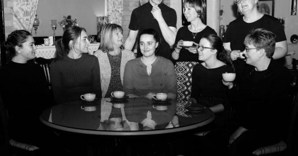 Afonwen Craft & Antique Centre - Team Picture 2020