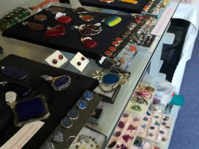 Afonwen Craft & Antique Centre - The Crafty Sisters
