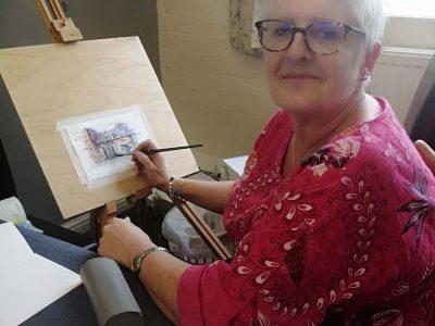 Afonwen Craft & Antique Centre - Tracey Davies (1)