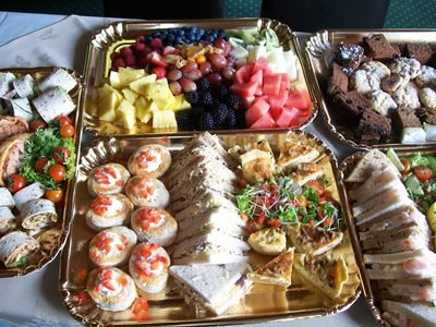 Afonwen Edenshine Restaurant - Takeout Buffet Service (Spread Sample _1)(400x300)
