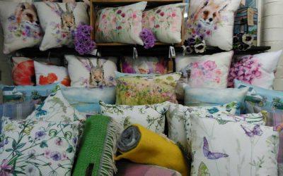 Afonwen Gifts - Cushions & Blankets _1