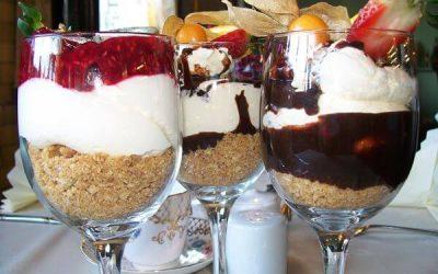 Edenshine Restaurant - Cheesecake Glasses (600x)