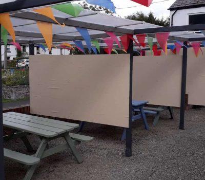 Edenshine Restaurant - Outdoor Seating Area _1