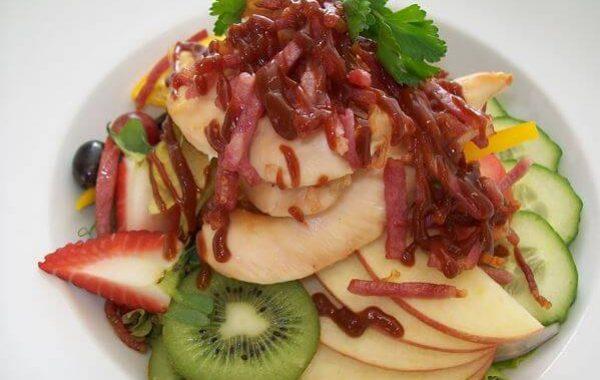 Edenshine Restaurant - Salad Selection 1 (600x)